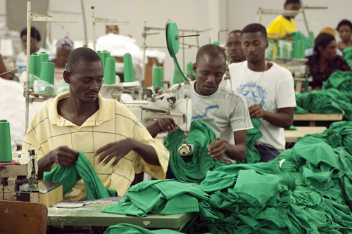 Africa Must Industrialize