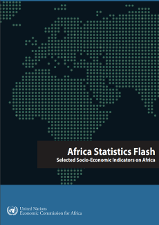 Africa Statistics Flash Newsletter - Cover image