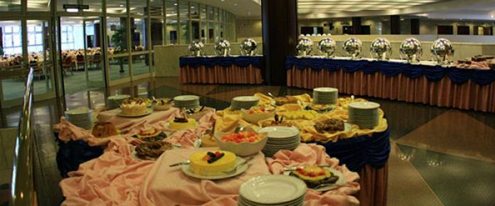Catering at Banquet Hall