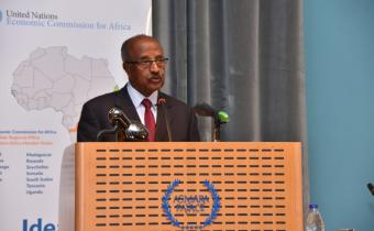Eritrea's Saleh urges Africa to tap into her potential and capabilities to spur regional integration