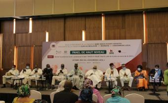A high-level panel to promote the implementation of the AfCFTA in Niger