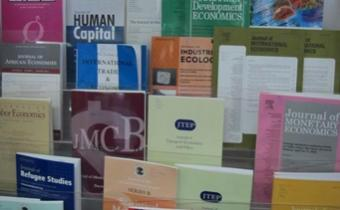 From daily newspapers such as the International Herald Tribune to peer-reviewed journals such as African Affairs ECA Library has something of interest for you.