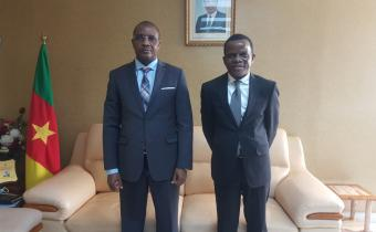 Industrialization: ECA and Cameroon poised to consolidate their collaboration framework
