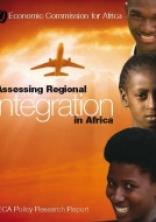 Assessing Regional Integration in Africa I
