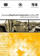 Assessing Regional Integration in Africa IV