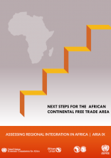 Assessing Regional Integration in Africa - ARIA IX