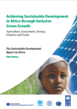 Achieving Sustainable Development in Africa through Inclusive Green Growth