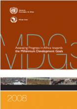 MDG Report 2008