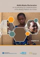Addis Ababa Declaration on Accelerating the Implementation of the Beijing Platform for Action