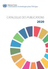 Catalogue des publications – 2020