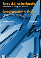 Journal of African Transformation - Reflections on Policy and Practice