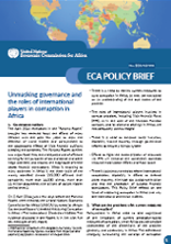 Unmasking governance and the roles of international players in corruption in Africa