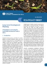 Long-term Development Planning