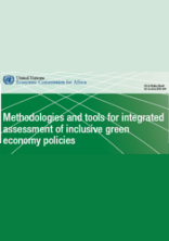 ECA Policy Brief 009 - Methodologies and tools for integrated assessment of inclusive green economy policies