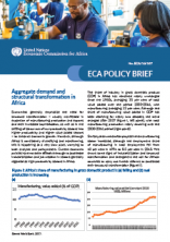 ECA Policy Brief: Aggregate demand and structural transformation in Africa