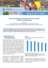 Smart industrialization through trade in the context of Africa's transformation