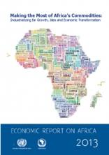 Economic Report on Africa 2013 - Cover Image