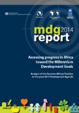 Évaluation des progrès accomplis en Afrique dans la réalisation des objectifs du Millénaire pour le développement