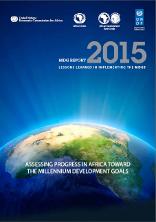 MDG Report 2015