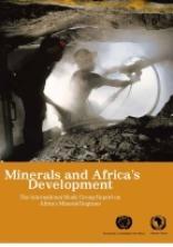 Minerals and Africa's Development