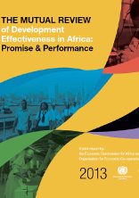 The Mutual Review of Development Effectiveness in Africa - 2013