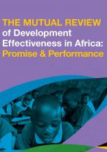 Mutual Review of Development Effectiveness in Africa 2012