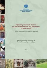 Improving Access to Finance for the Empowerment of Rural Women in North Africa