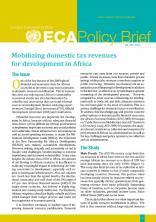 ECA Policy Brief - Issue 01