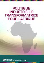 Politique industrielle transformatrice pour l'Afrique