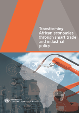 Economic Commission for Africa, a clear case was established for the increased and improved use of trade and trade policy as tools to drive the continent's industrialization. The present report builds on the recommendations of the report through a thorough assessment of what is required of African economies to industrialize smartly through trade. The assessment is informed by an analysis of whether current trade policies and tariff structures positively contribute to Africa's broader industrialization polic