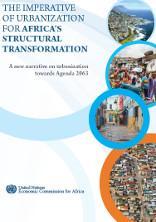 L'urbanisation: un impératif pour la transformation structurelle de l'Afrique